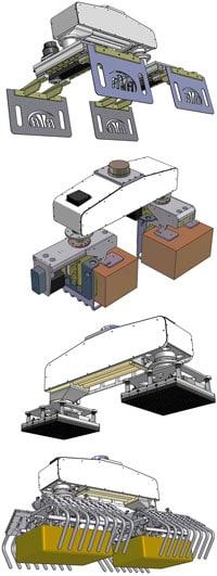 4XSGS (4 Axis Servo Gripper System)