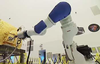NASA Motoman SIA50