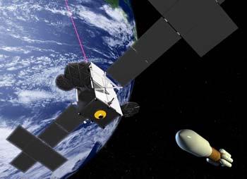 NASA refuelling rocket