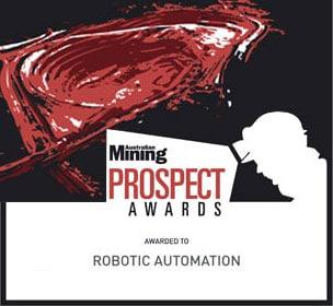Australian Mining magazine Prospect Award
