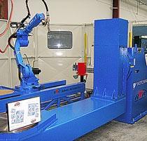 Railways Robotic Welding