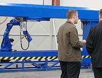Railways Robotic Welding 2
