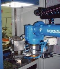 Robotic Transmission Assembly