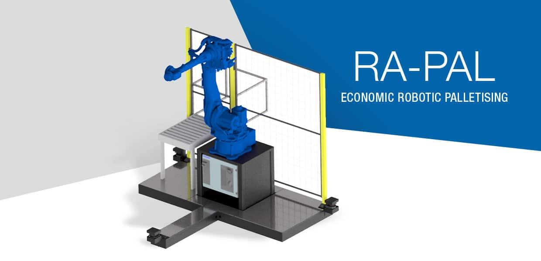 RA-PAL Compact Palletiser